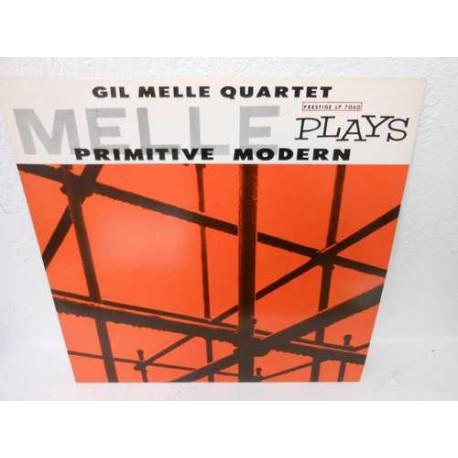 Melle Plays Primitive Modern