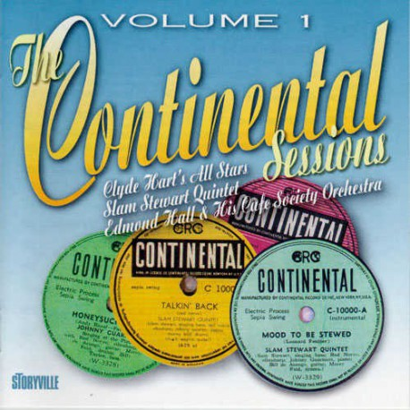 The Continental Sessions Vol.1