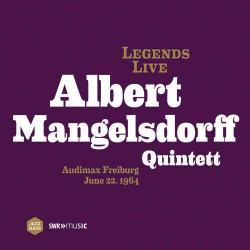 Live at Freiburg on June 22, 1964