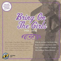 Bring on the Girls 1926 - 1934
