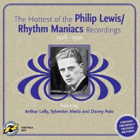 Rhytm Maniacs - the Hottest Recordings 1928-30