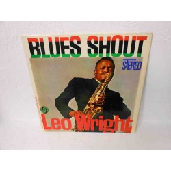Blues Shout w/ Junior Mance (Orig Us)
