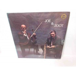 Joe and Zoot w/ Zoot Sims (Orig. Us)