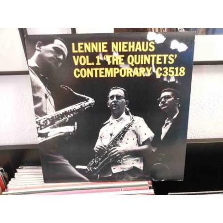 Vol. 1: the Quintets w/ Hampton Hawes