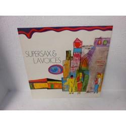 Supersax & La Voices