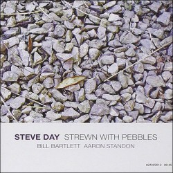 Strewn with Pebbles
