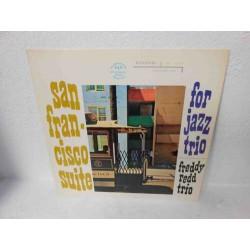 San Francisco Suite for Jazz Trio (Fantasy)