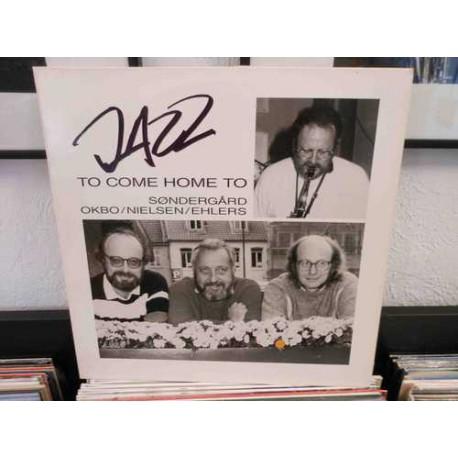 Jazz to Come Home to w/ Jens Sondergard