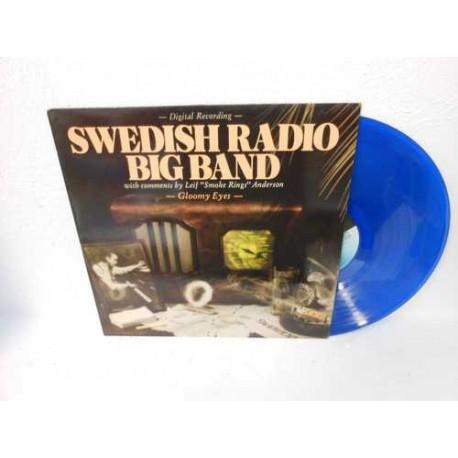 Gloomy Eyes w/ Leif Anderson (Blue Vinyl)