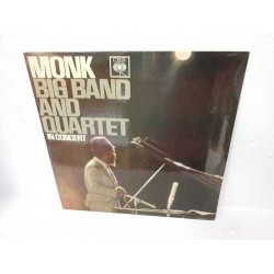 Big Band & Quartet in Concert (Uk Pressing)