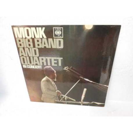 Big Band & Quartet in Concert (Uk Pressing)
