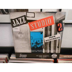Jazz Studio 2 w/ Herb Geller Uk Reissue