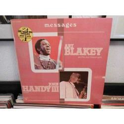 Messages w/ John Handy Iii Fr Re Gatefold 2Lp