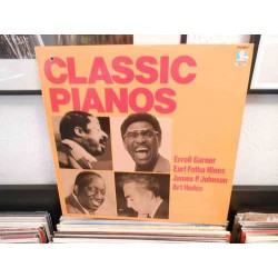 Classic Pianos w/ Earl Fatha Hines