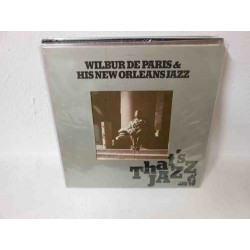 And His New Orleans Jazz (Gatefold)