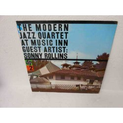 At the Music Inn Vol 2 w/ S. Rollins (Us Mono)