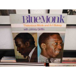 Blue Monk w/ Art Blakey (Uk Stereo)