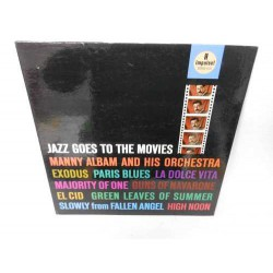 Jazz Goes to the Movies (Us Gatefold Stereo)