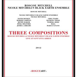 Three Compositions - with N. Mitchell`S Black Eart