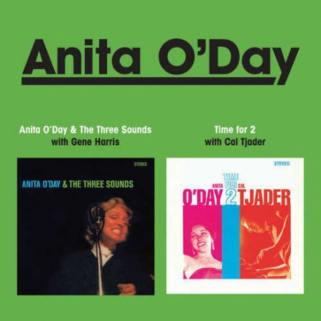Anita O`Day -  and the Three Sounds + Time for 2
