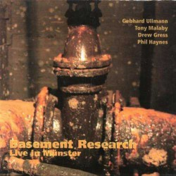 Basement Research - Live in Munster with T. Malaby