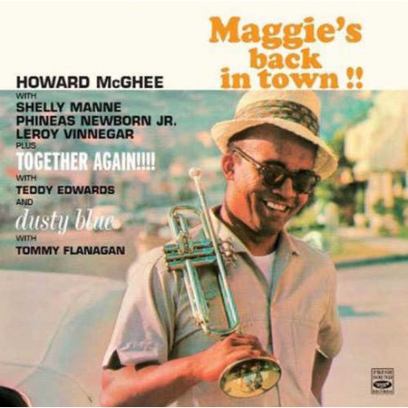 Maggie`S Back in Town