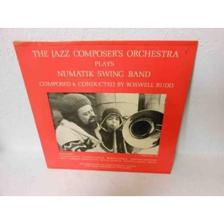 J. Comp. Orch. Plays Numatik Swing Bd.