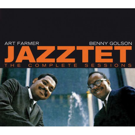 Jazztet - the Complete Sessions