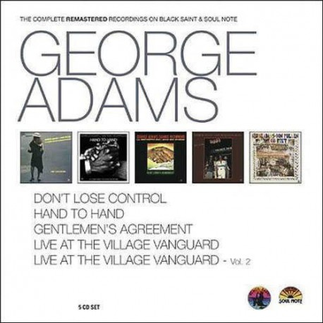 The Complete Remastered Recordings - 5 Cd