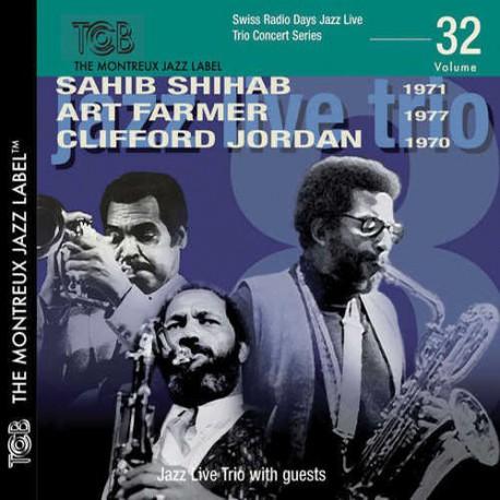 SRD Vol. 32 - Jazz Live Trio with Friends