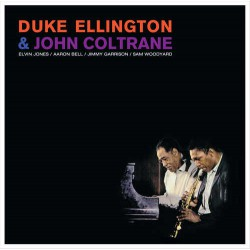 Duke Ellington and John Coltrane + 1 Bonus - 180 G