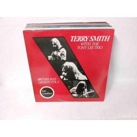 W/ the Tony Lee Trio. British Jazz Vol 2