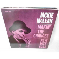 Makin` the Changes (Fantasy Ojc Reissue)