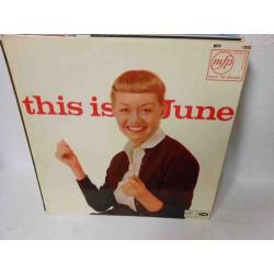 This Is June (Uk Mono)