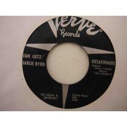Desafinado + Theme from Dr Kildare 7 Inch