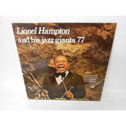 And His Jazz Giants 77 Vg+ Ex