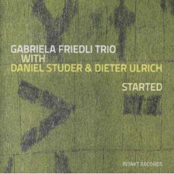 Started with Daniel Studer and Dieter Ulrich