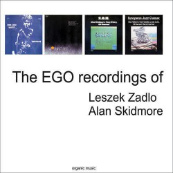 The Ego Recs. of Lesdek Zadlo - Alan Skidmore