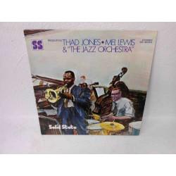 Mel Lewis & the Jazz Orchestra (Us Gatefold)