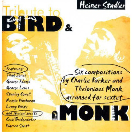Tribute to Bird and Monk