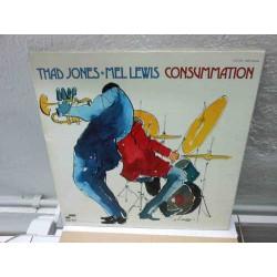 Consumation w/ M. Lewis (Orig Us Gatefold)
