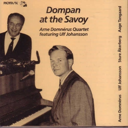 Dompan at the Savoy