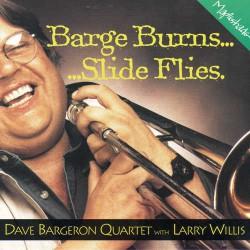 Barge Burns... Slide Flies