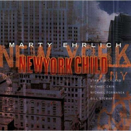 New York Child with Bill Stewart
