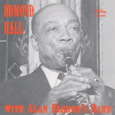 Edmond Hall with Alan Elsdon`s Band