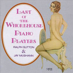 Last of the Whorehouse Piano Players