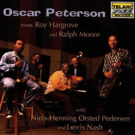 Meets Roy Hargrove and R.Moore
