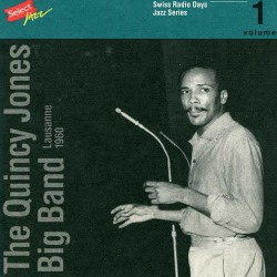 SRD Vol. 01 - Lausanne 1960 - Quincy Jones Big Ban