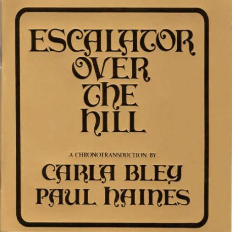 Escalator over the Hill