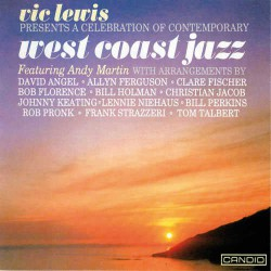 Vic Lewis Presents West Coast Jazz